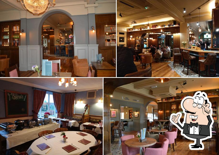 Check out how The Strafford looks inside