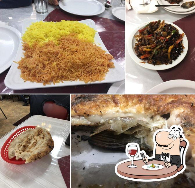 Meals at Al Masgoof