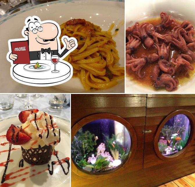 Meals at Al Porto