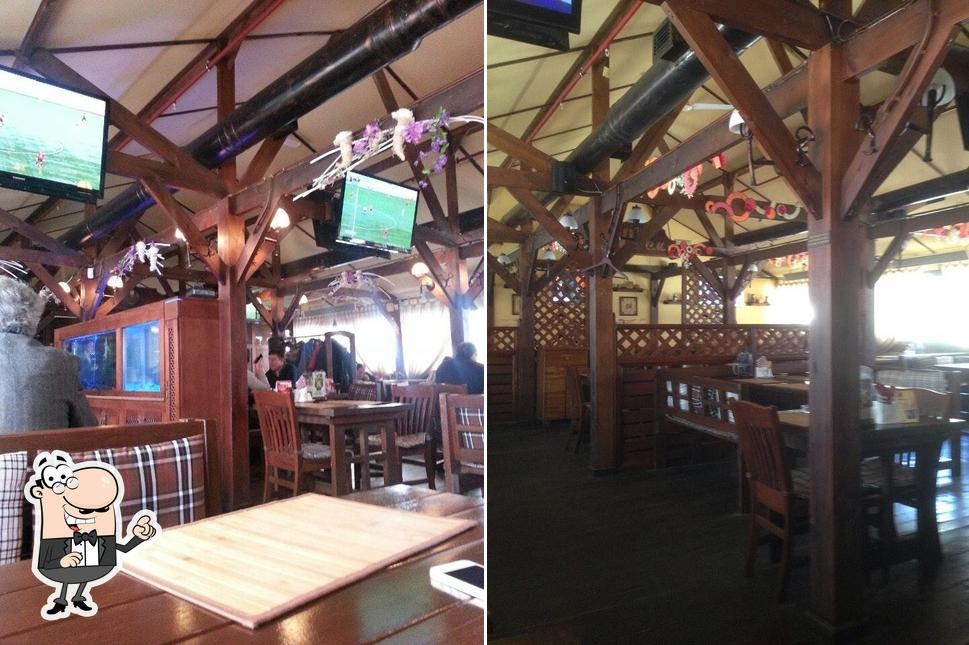 Check out how Burger House looks inside
