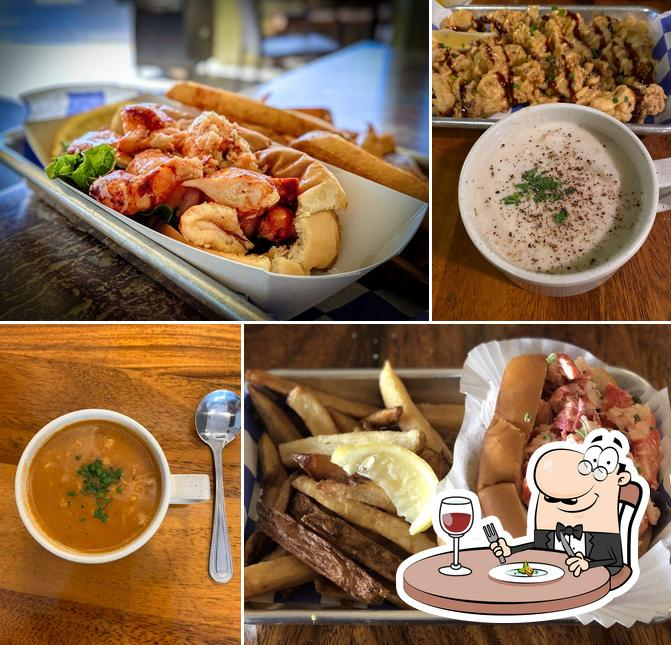 Meals at Cape Cod Fish Co