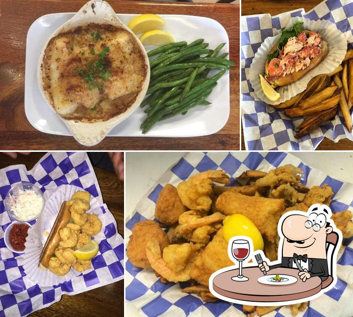 Food at Cape Cod Fish Co