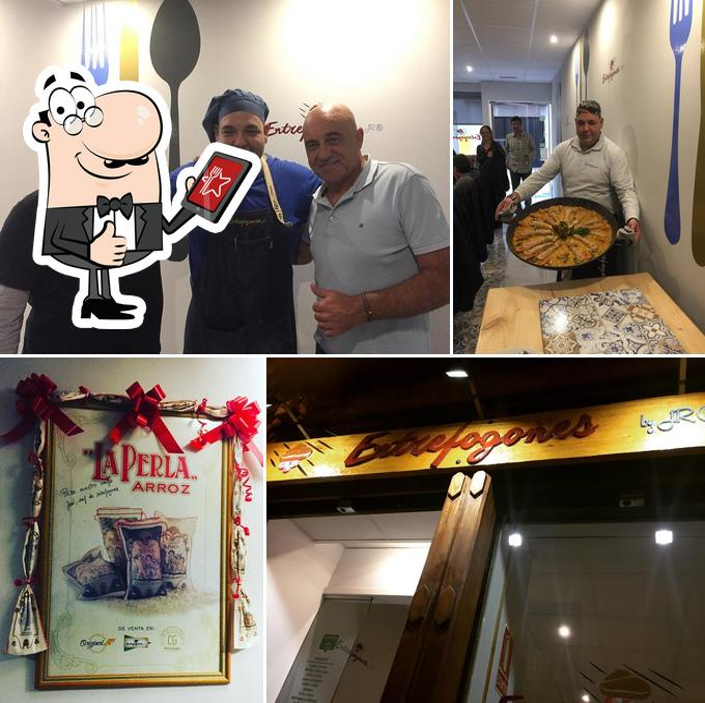 """Здесь можно посмотреть изображение ресторана """"Entrefogones by JR"""""""