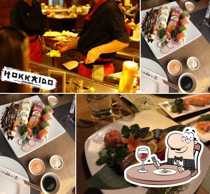 Comida en Hokkaido