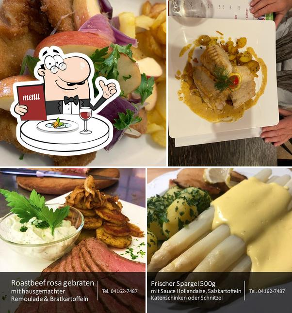 Gerichte im Fährhaus Kirschenland