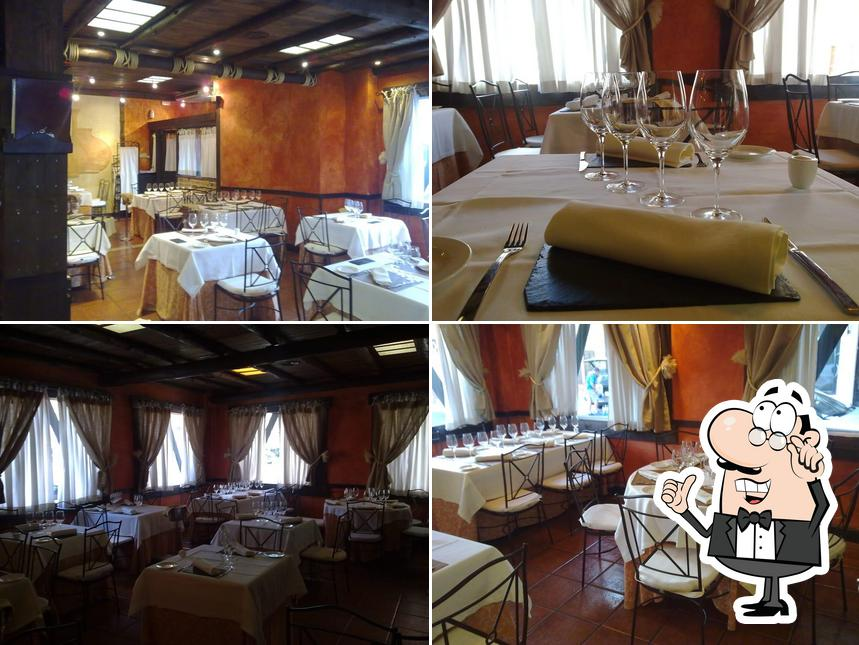 Check out how La Sidreria looks inside