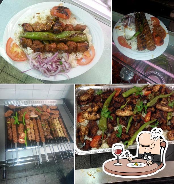 Essen im Mevlana