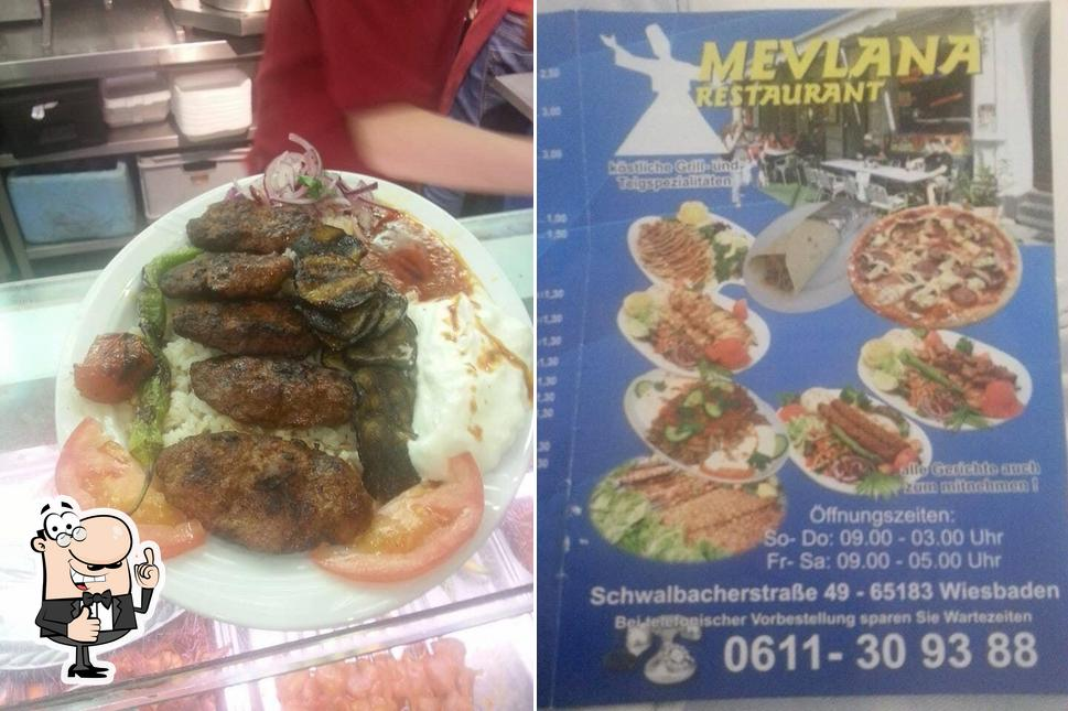 Look at the picture of Mevlana