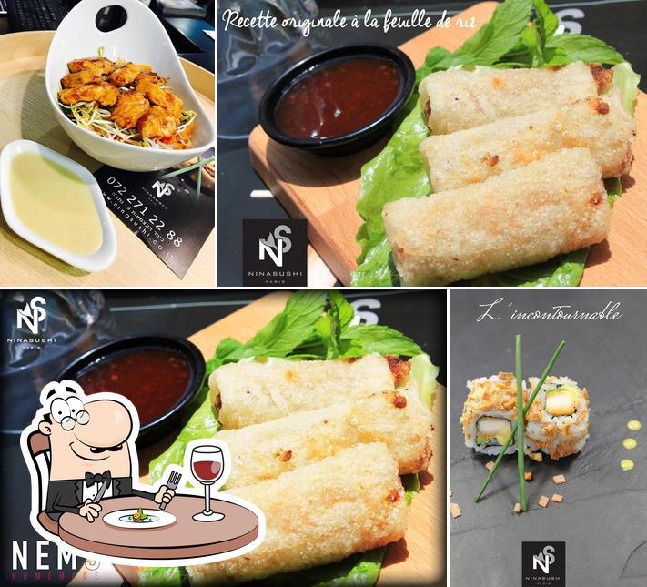 Nina Sushi Israel Restaurant Netanya Critiques De Restaurant