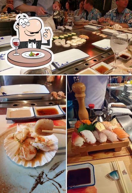 Meals at Osaka