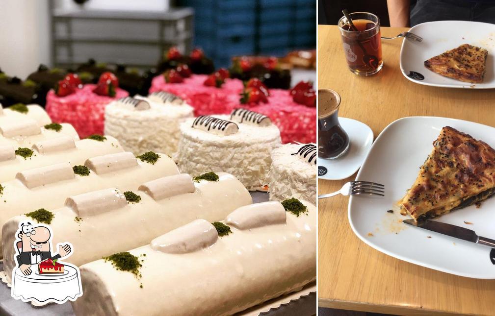 Pakfırın provides a range of desserts