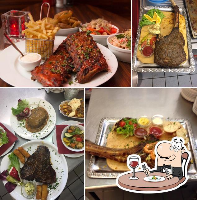 Food at Stegis Gastronomie