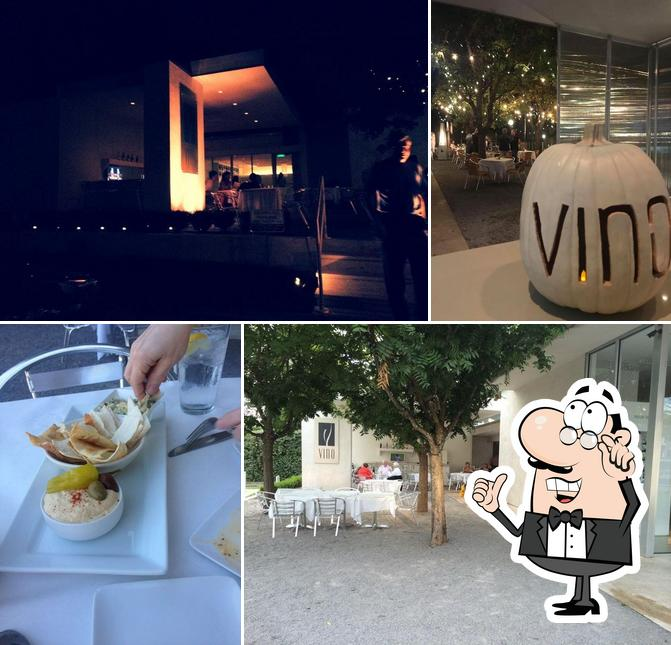 Check out how Vino looks inside