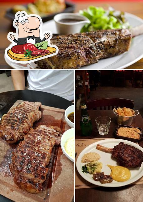 """Закажите мясные блюда в """"CT Boucherie"""""""
