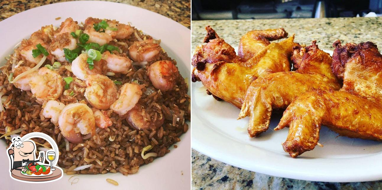 Toma marisco en Yummy Chinese Restaurant