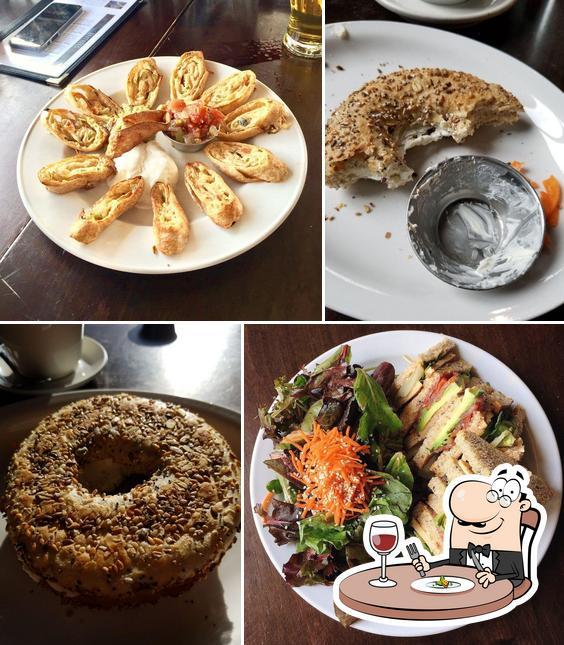 Food at The Cornerstone