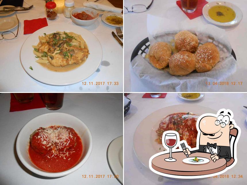 Platos en Maria's Pizzeria & Restaurant