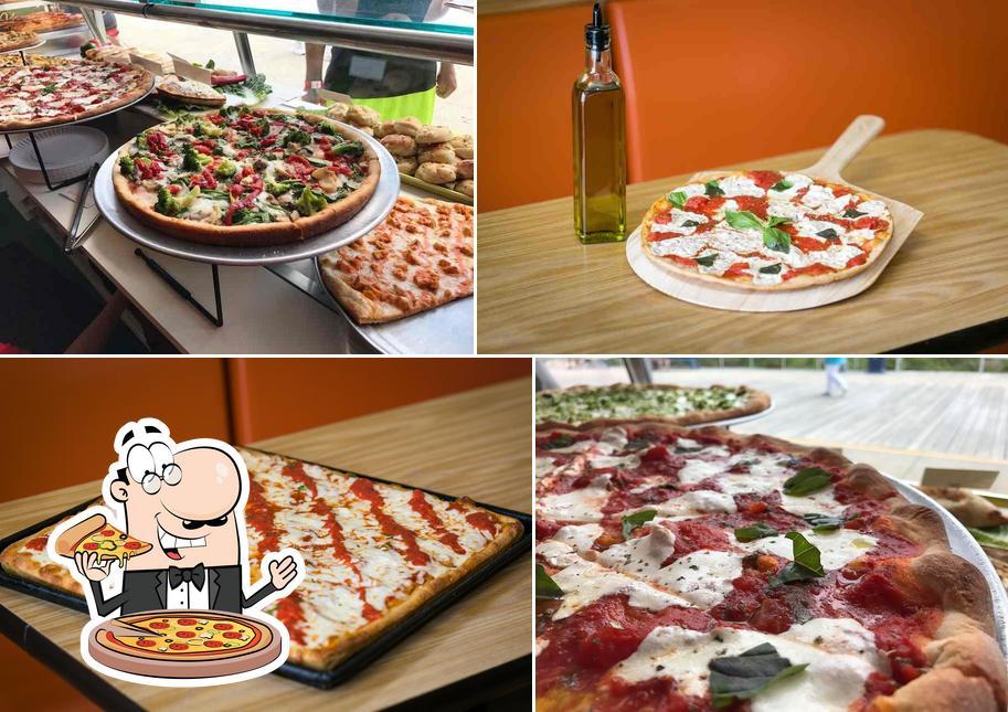 Tómate una pizza en 3 Brothers Pizza