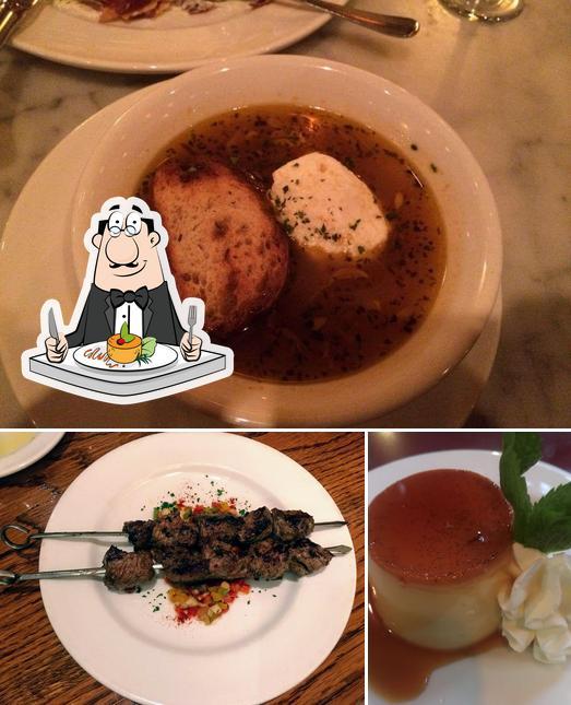Meals at El Meson