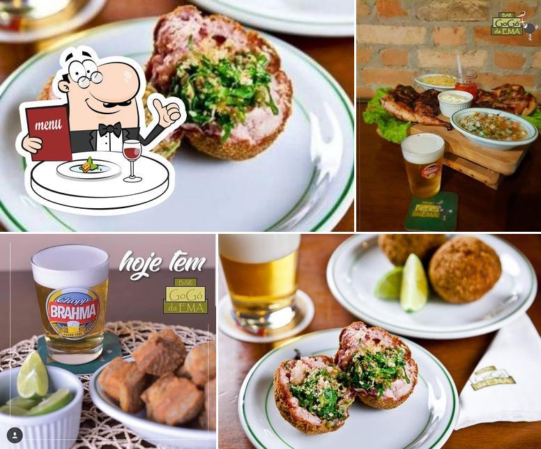 Comida em Bar Gogó da Ema - Bar & Restaurante