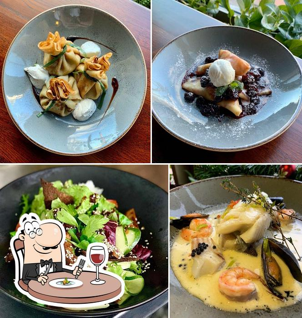 Food at Hmel