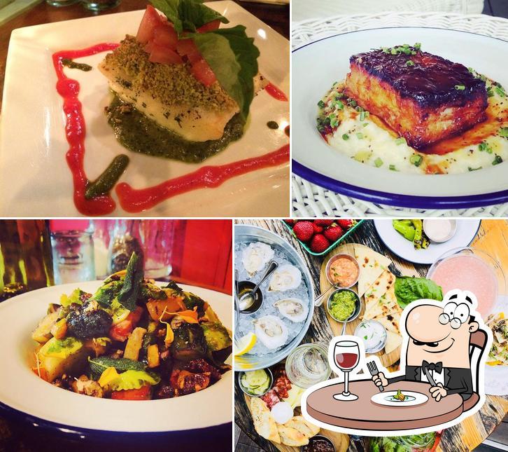 Meals at Project Social