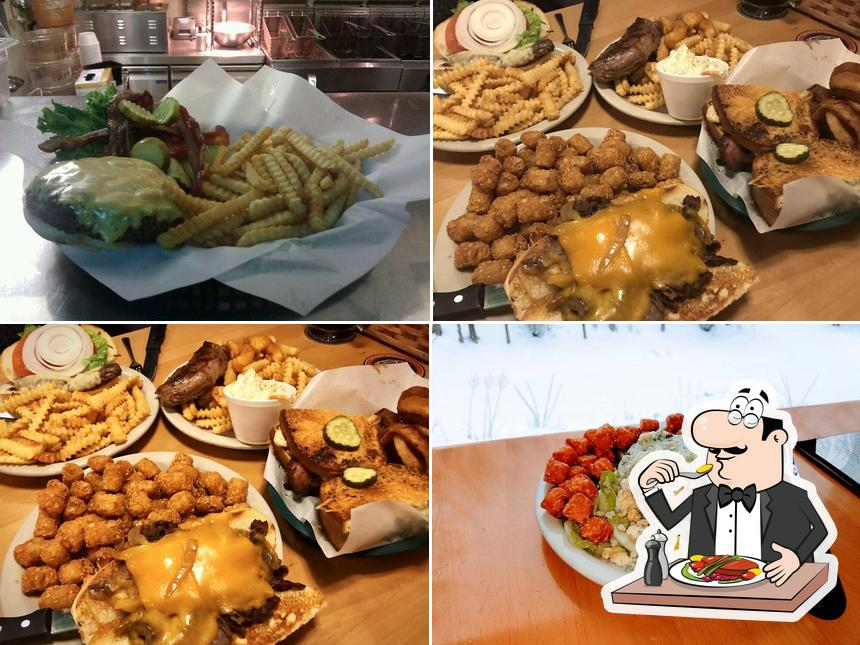 Еда в Buffalo Tap & Grill