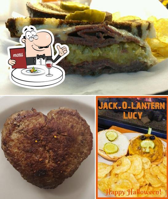 Блюда в Buffalo Tap & Grill