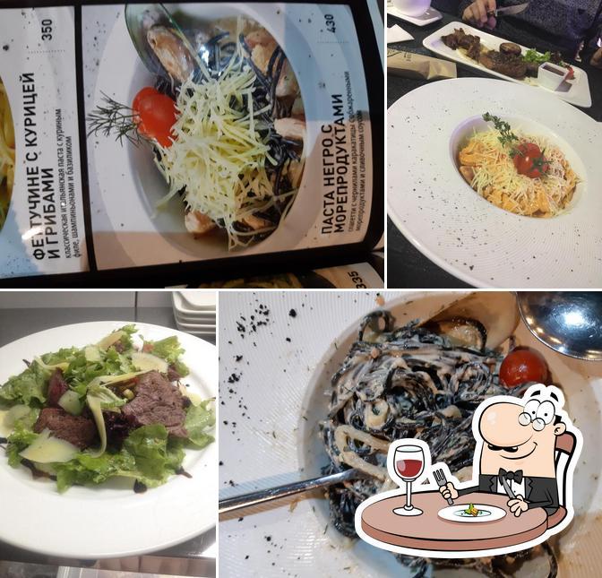 Блюда в Быковский