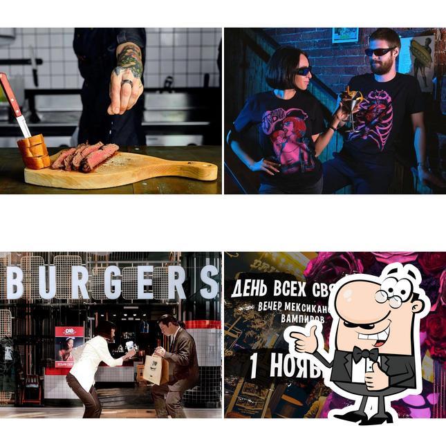Фотография БУРГЕРНАЯ-БАР «Drinks&Burgers»