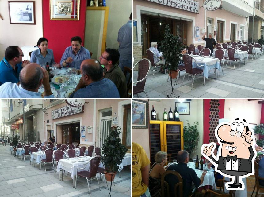 Check out how Restaurante El Pescador looks inside