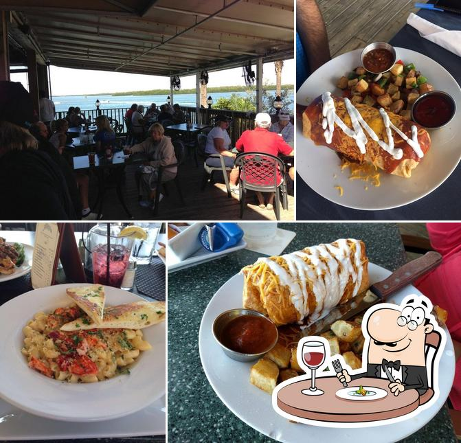 Food at Flippers