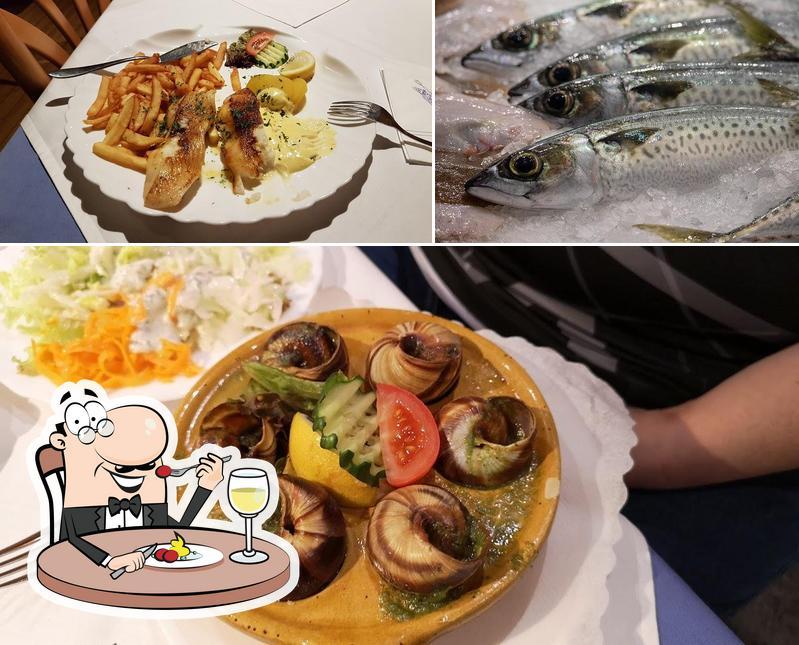 Meals at Gastmahl des Meeres
