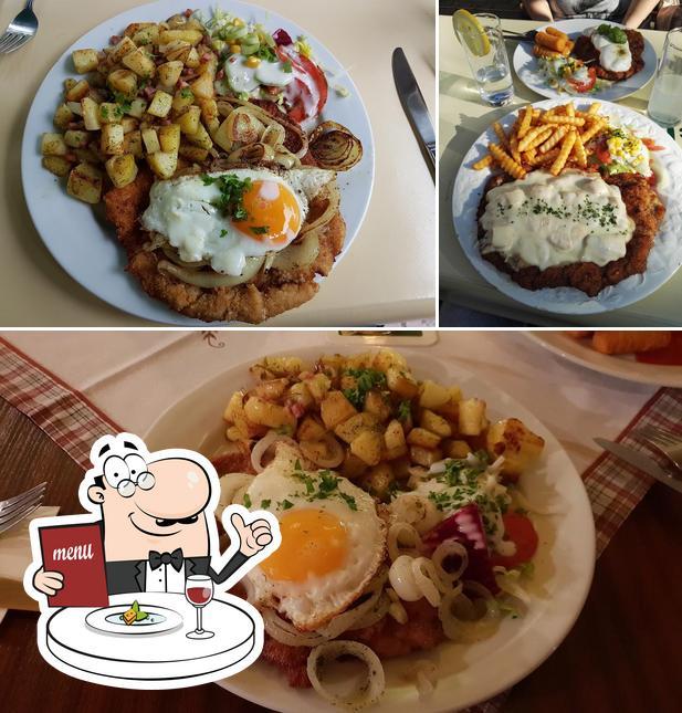 """Nourriture à Gaststätte """"Zum Kleers"""""""