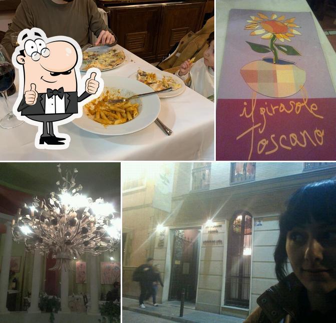 Foto de Restaurante Il Girasole Toscano - Horno de Leña