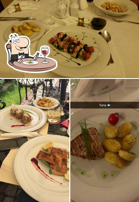 Nourriture à La Maison De Caroline