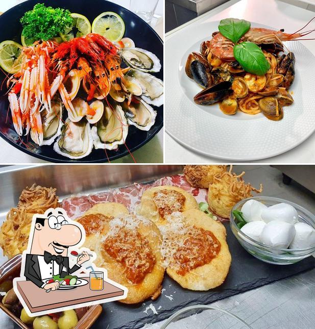 Meals at Lo Scalo Dei Sapori