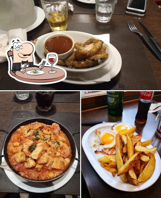 Food at Montecatini