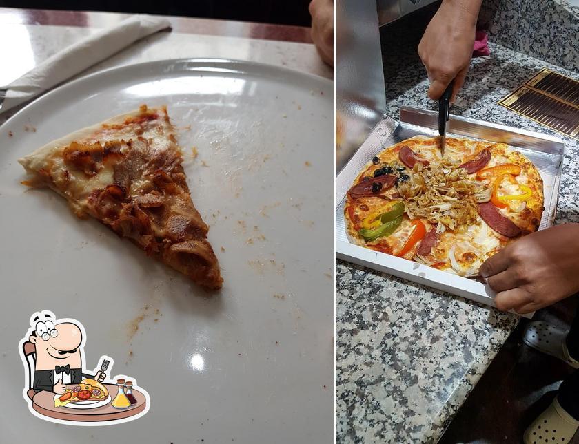 Отведайте пиццу в Snack Niederkorn Pizza Kebab