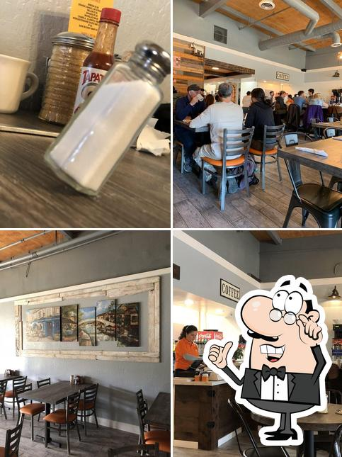 Check out how Taste Cafe looks inside