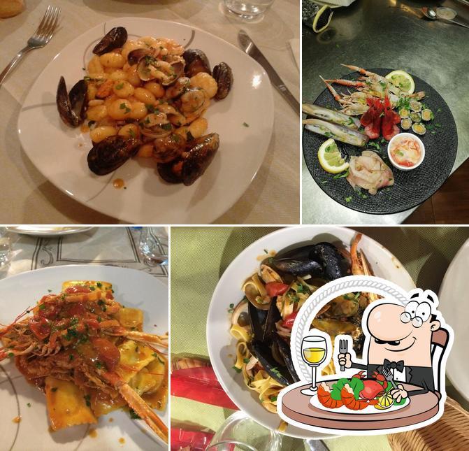 Ordina la cucina di mare a La Tavernetta da Piero civico 59