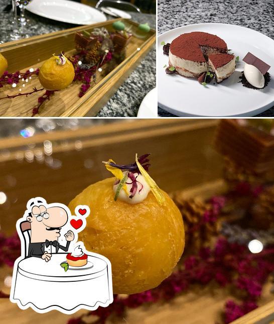 The Omnia offre un'ampia selezione di dessert
