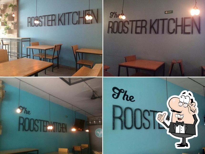 Интерьер The Rooster Kitchen