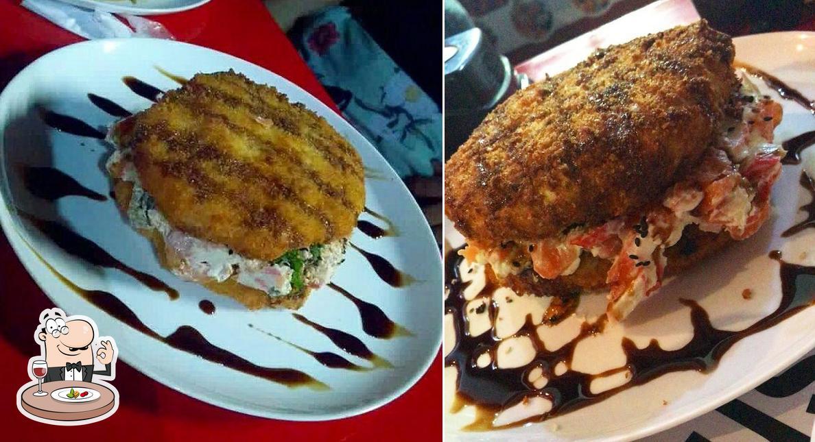 Comida em Yang Sushi Bar