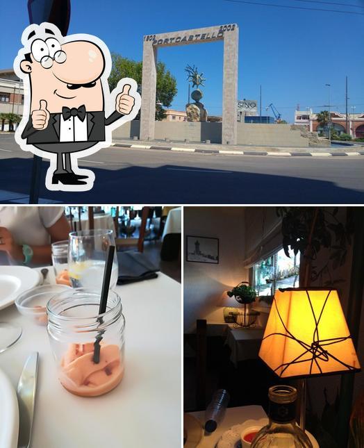 """Взгляните на фотографию ресторана """"Restaurante Mediterráneo"""""""