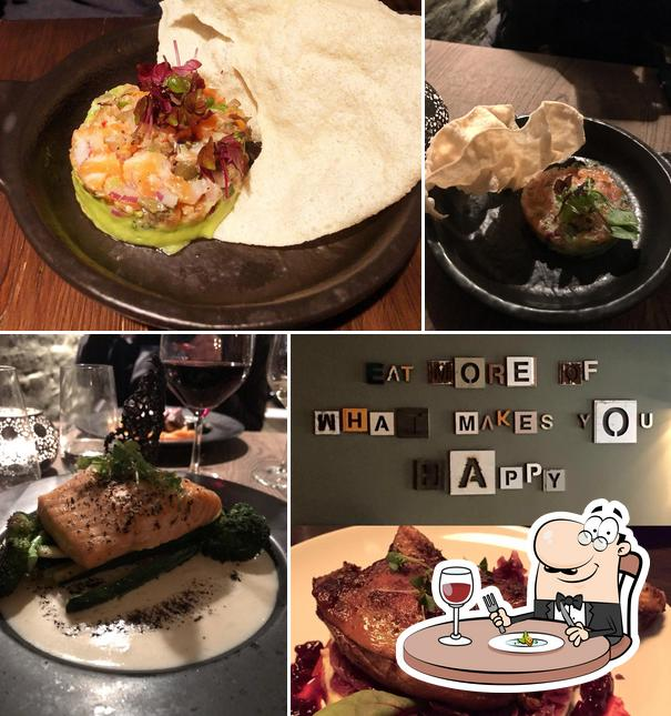 Meals at The Olive Kitchen & Bar