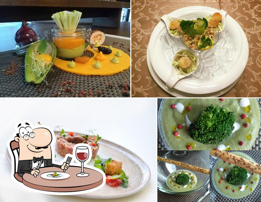 Meals at Ambient Restaurant