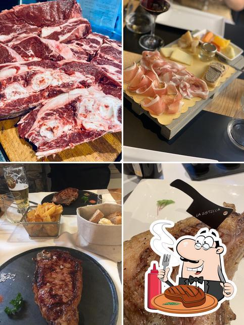 Ordina i piatti di carne a Nana Meat & Wine
