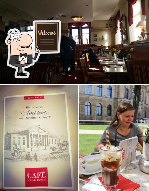 Foto von Café Schinkelwache