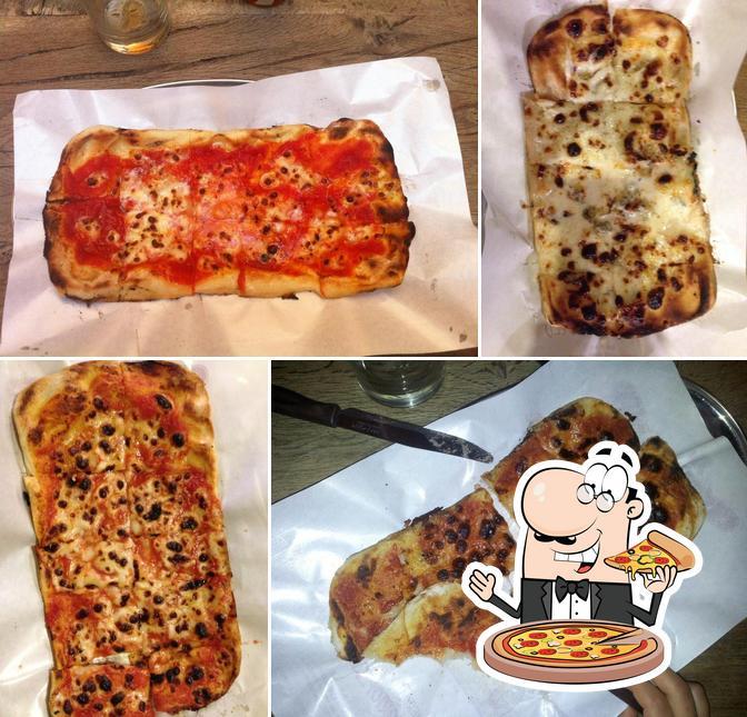 Essayez des pizzas à Il Castagnacciaio